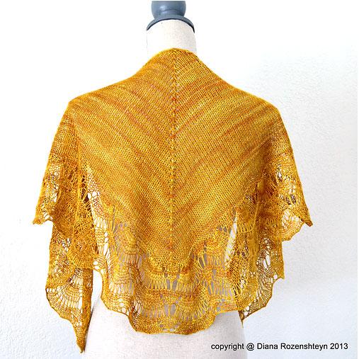 patron chaleco tricot