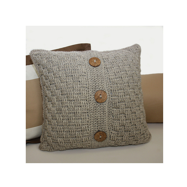 patron coussin au crochet. Black Bedroom Furniture Sets. Home Design Ideas