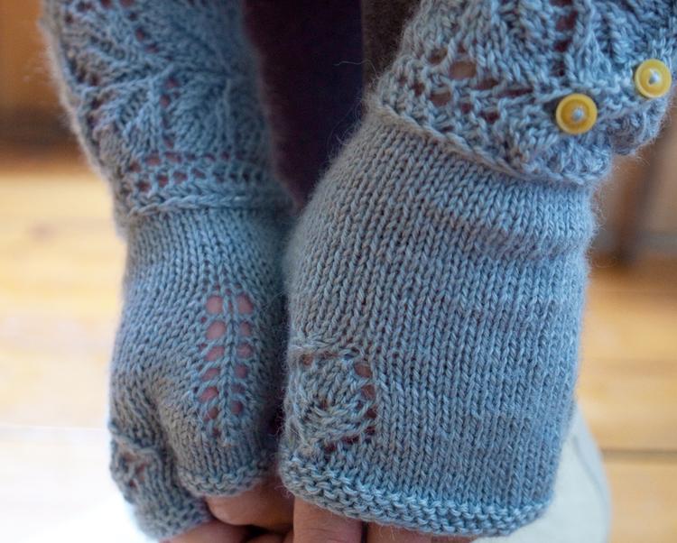 Bekannt tricot mitaines Ysolda Teague KI77