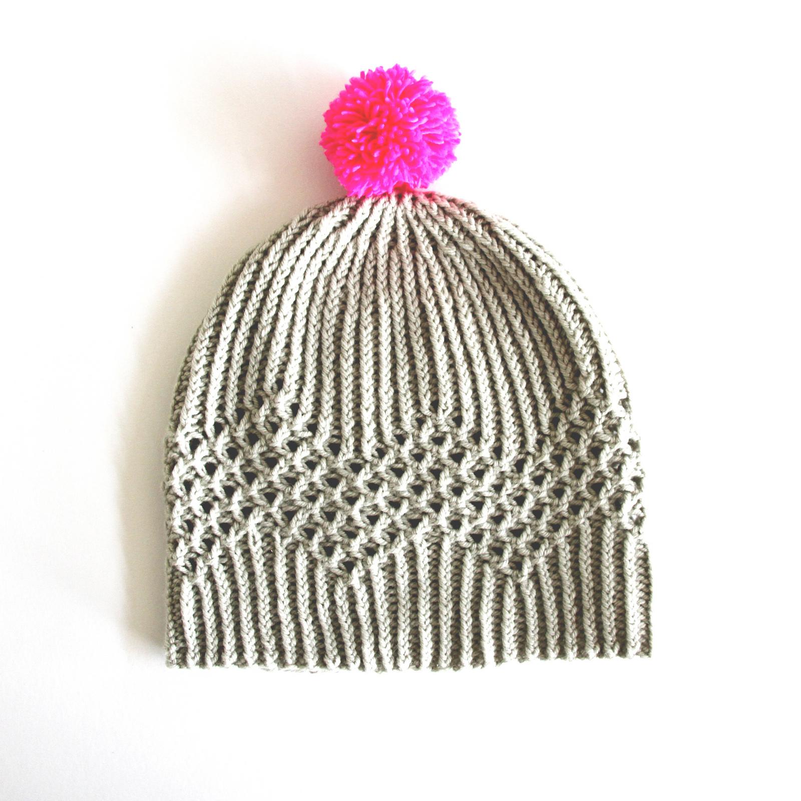 patron tricot bonnet Ambah O Brien 65801bb0a56