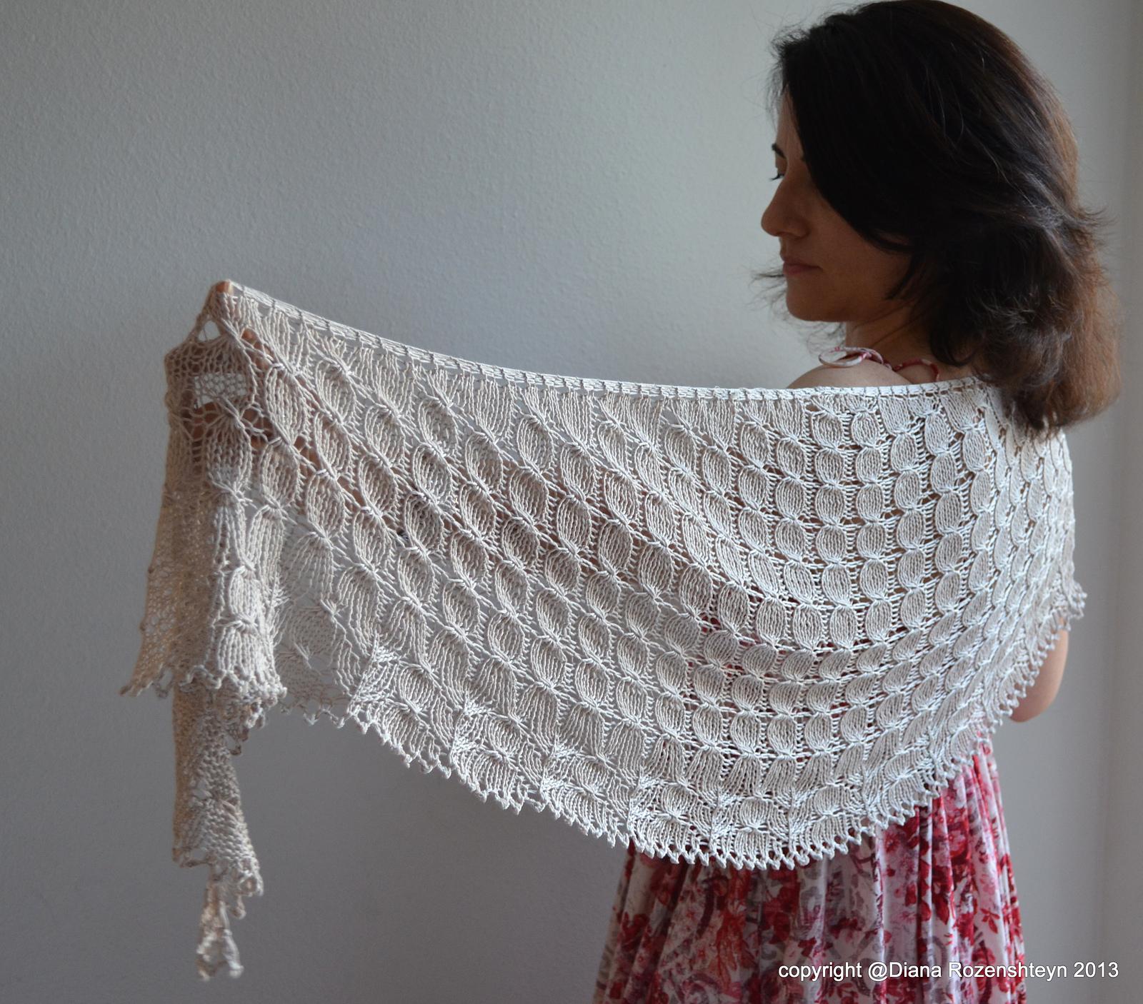 tricot dentelle