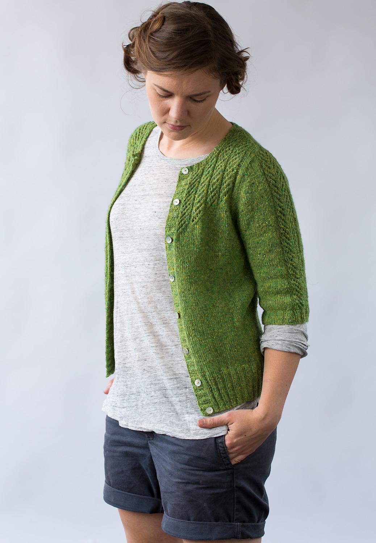 patron de gilet a tricoter