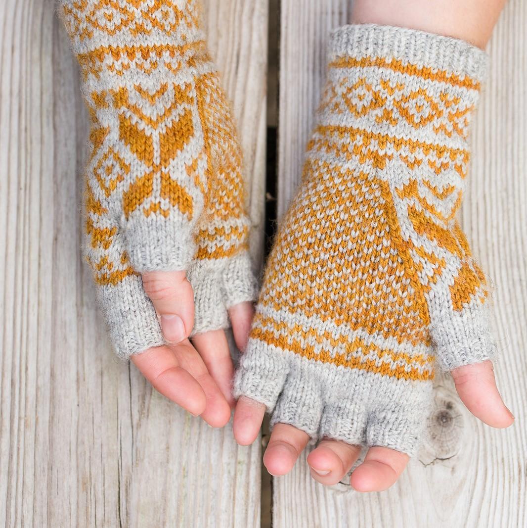 e4881ebb0e3d patron tricot mitaines Belyse de Ysolda Teague